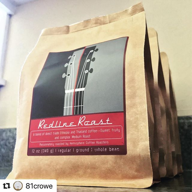 #Repost @81crowe with @make_repost ・・・ Four bags of whole bean perfection  showed up in the mail today.... 😎