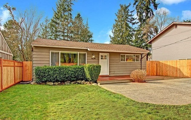 Represented Listing | Shoreline, WA | SOLD for $500,000