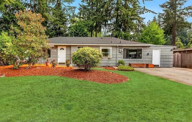 Represented Listing | Bellevue, WA | SOLD for $775,000