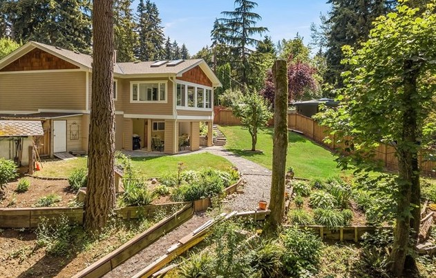 Represented Listing | Bellevue, WA | SOLD for $858,000