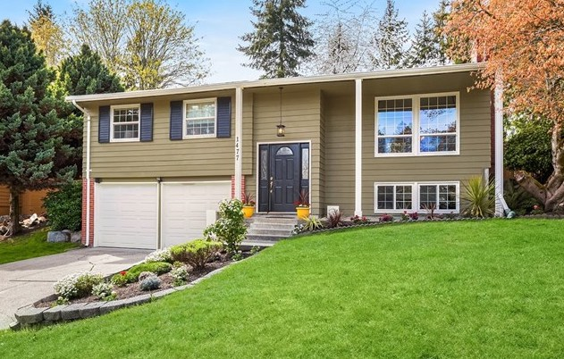 Represented Listing | Bellevue, WA | SOLD for $855,000