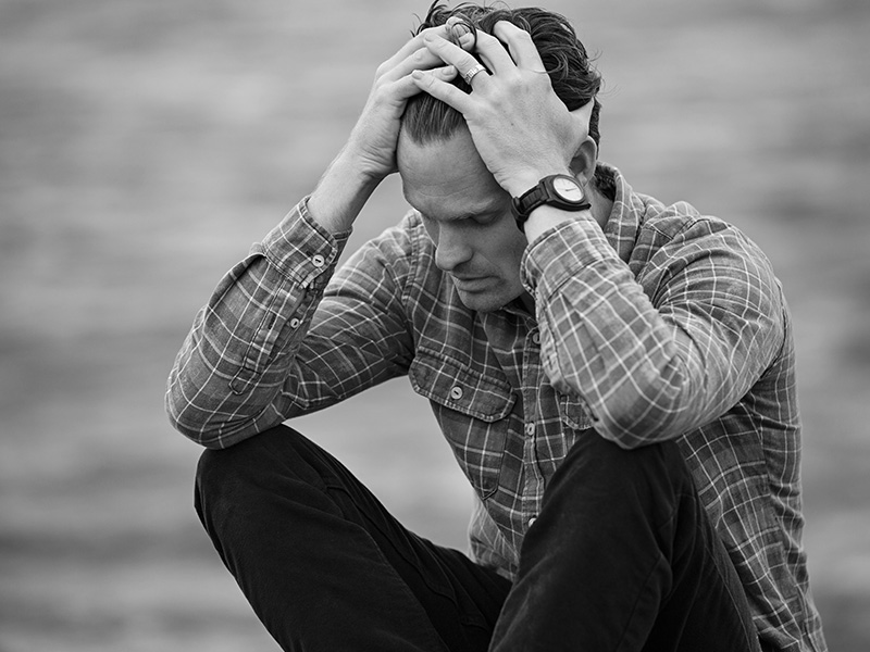 ANXIETY - The 21st Century is known as the age of ANXIETY. With the information age everything has sped up to a point where sometimes an individual can feel overwhelmed and distraught.