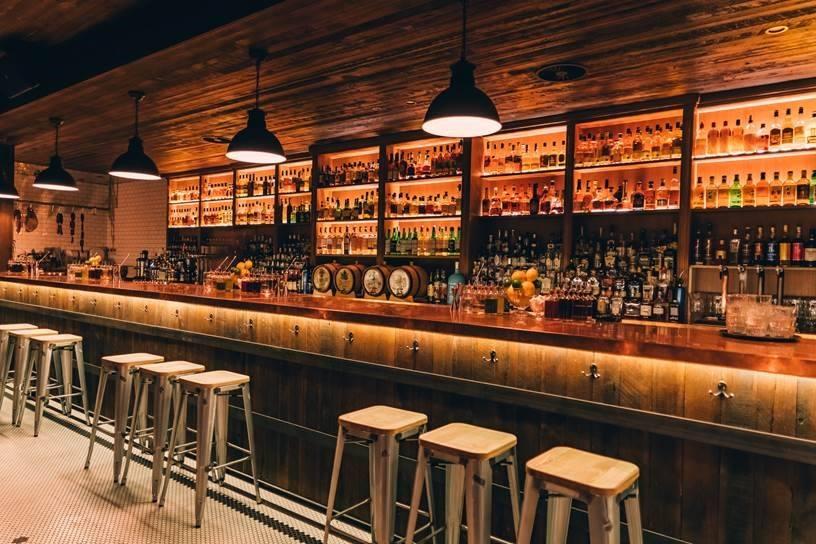 Molly & Bleachers Bars