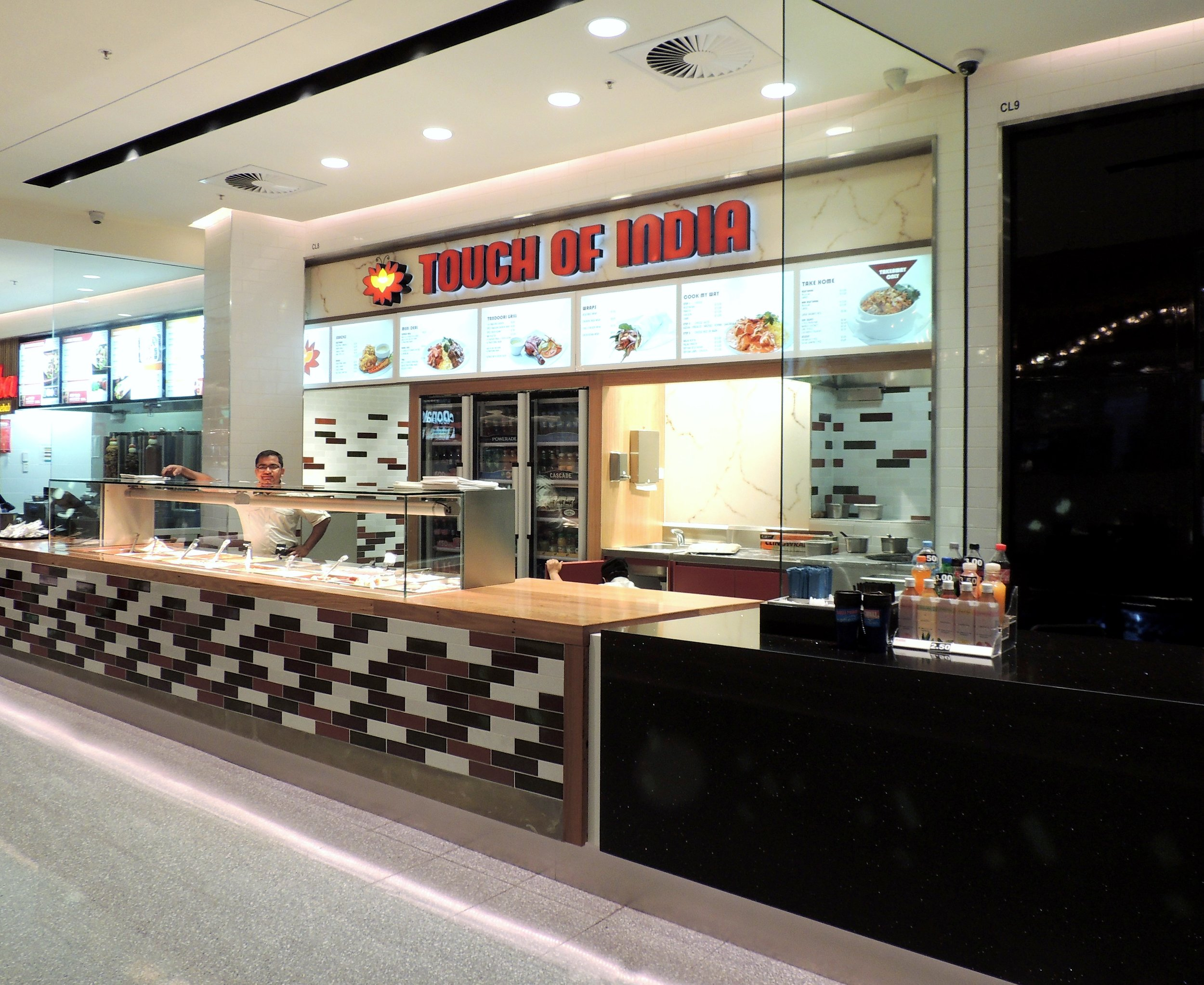 Fast Food Fit-Outs