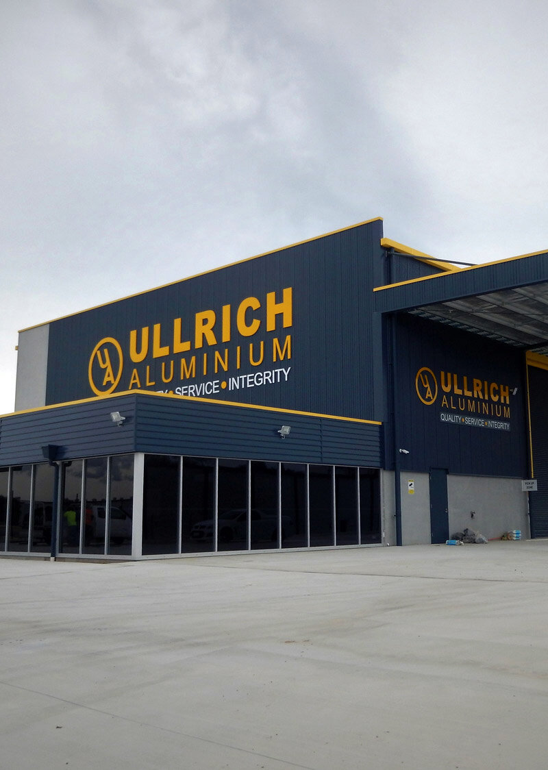 Ullrich Aluminium Warehouse