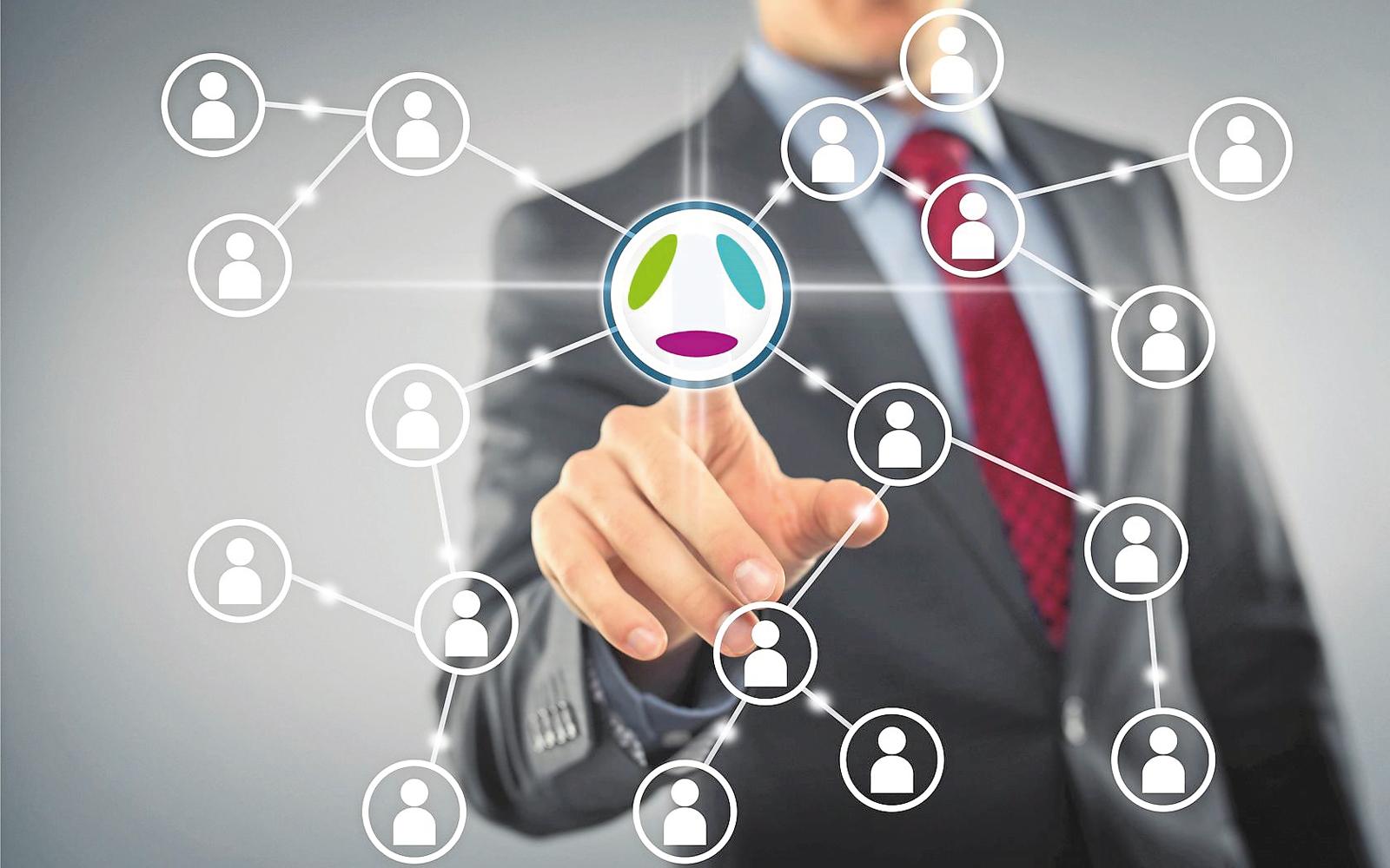Ein wesentliches Ziel des Industrie- und Wirtschaftsvereins ist es, Unternehmen stärker zu vernetzen.