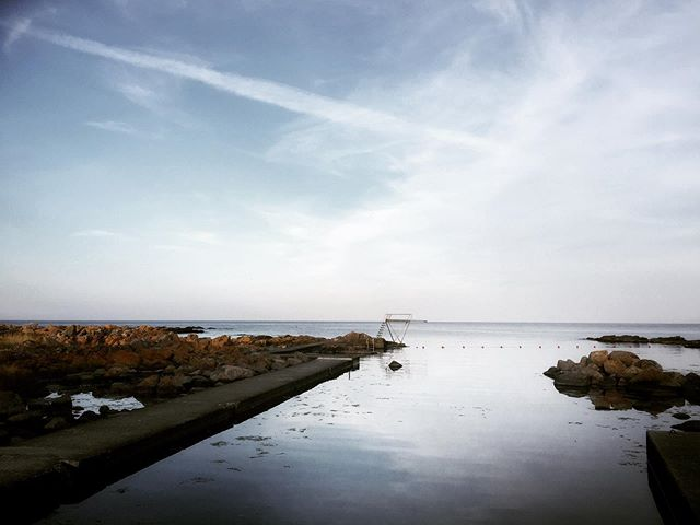 Indian summer from beloved Bornholm and the calm Baltic Sea.#whereisjesperwestley.#Bornholm#landscapephotography