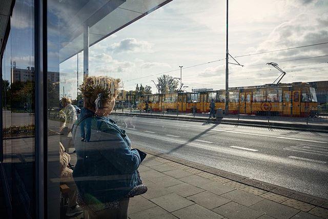 Warsawa, morning commuter. #warsawa#whereisjesperwestley#poland