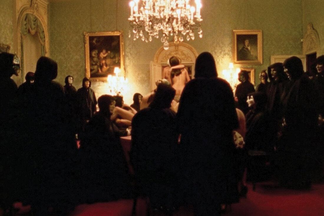 Stanley Kubrick's  Eyes Wide Shut.  Photo: Warner Bros.