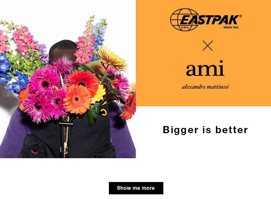 Eastpak marketing email