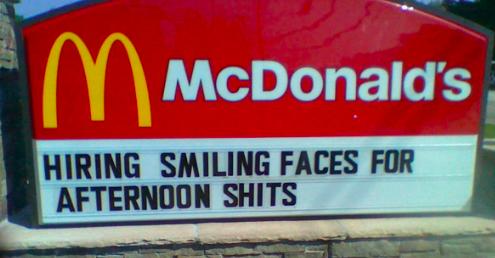 mcdonalds advert