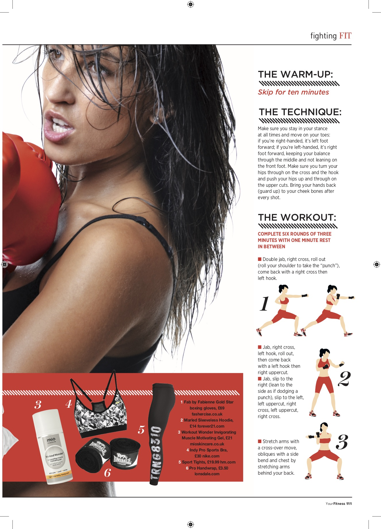 YOUR FITNESS 4
