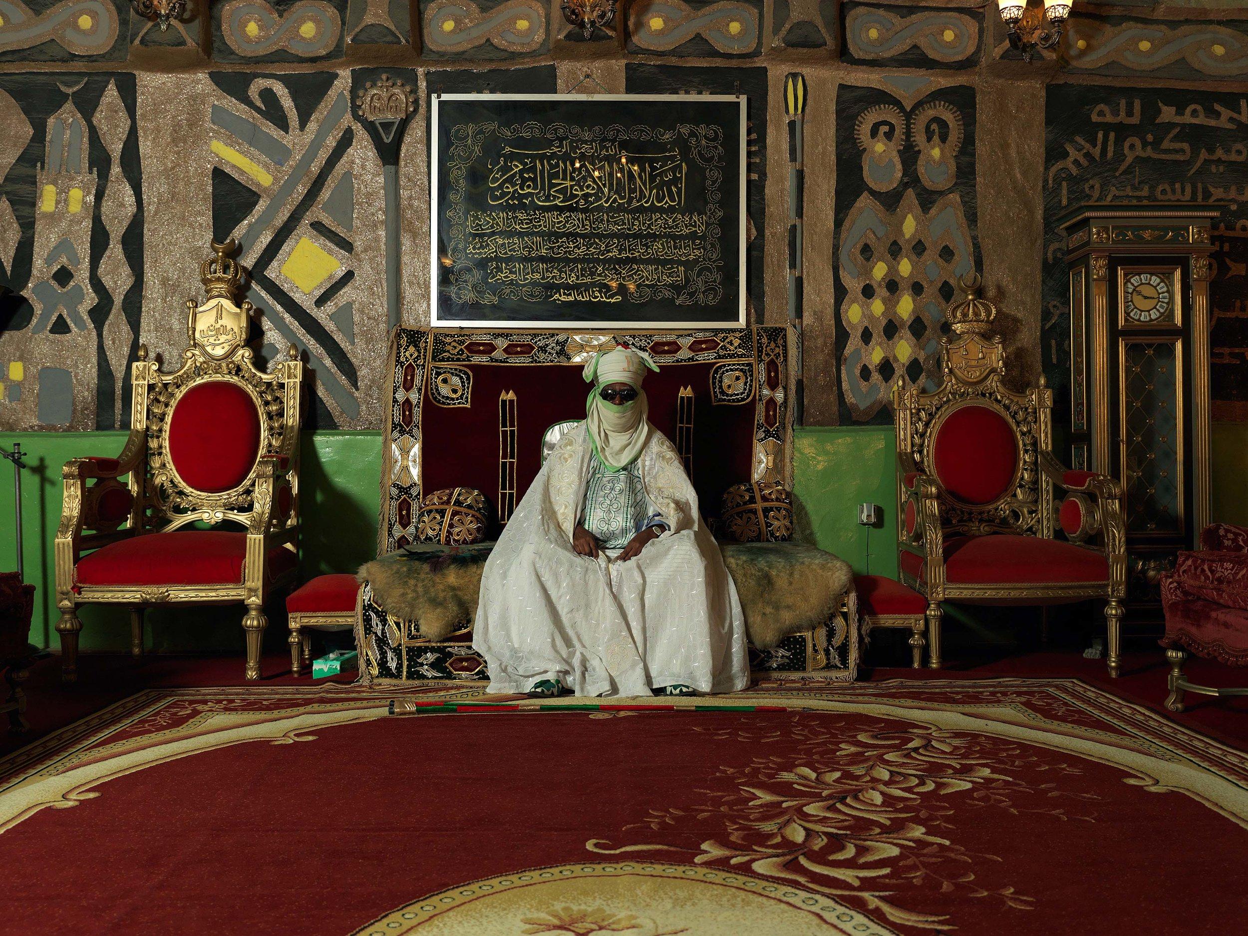 His Highness The Emir of Kano Alhaji Ado Bayero 2012.jpg