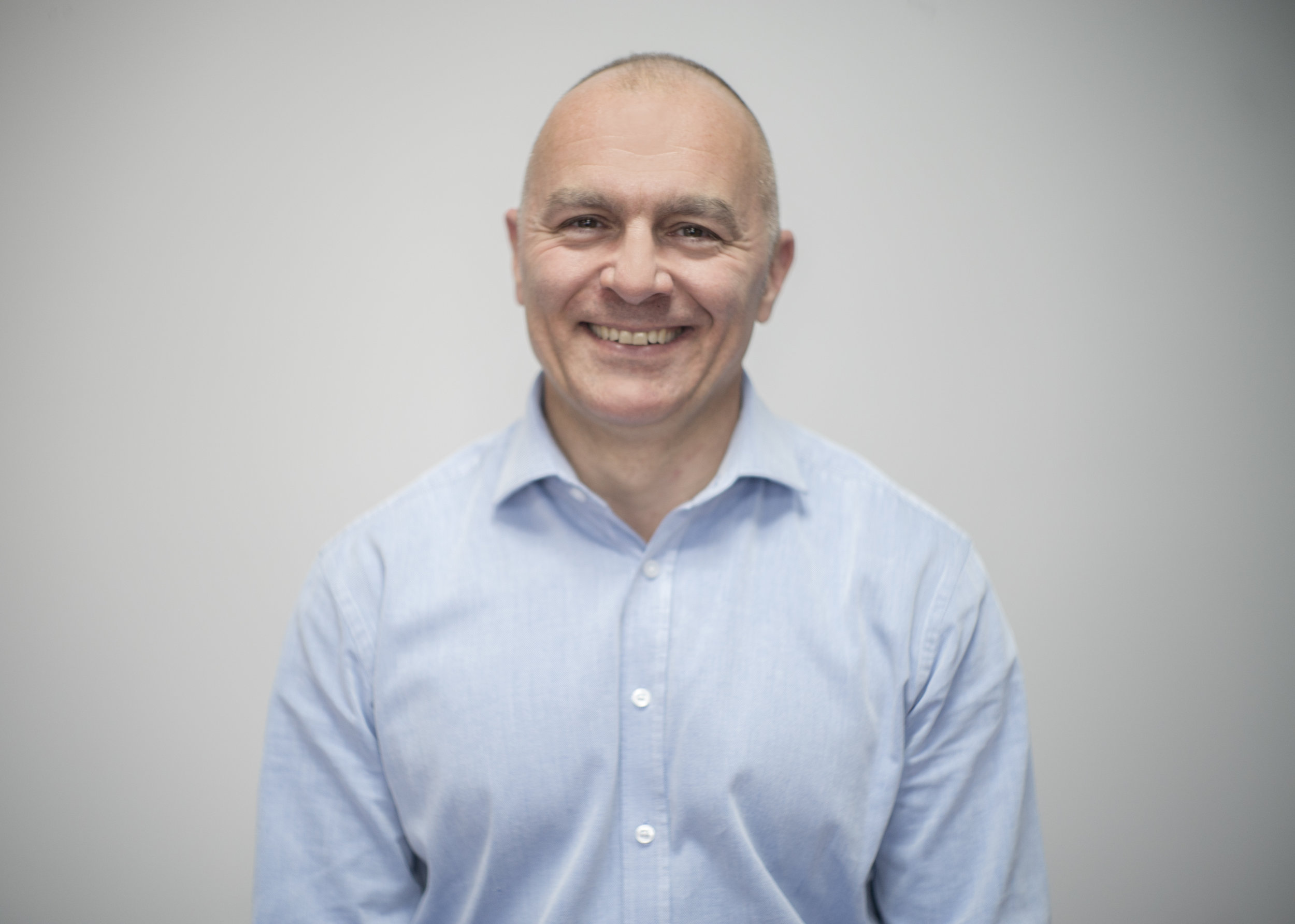 Gary Jefferies, Sales & Marketing Director, Bynx