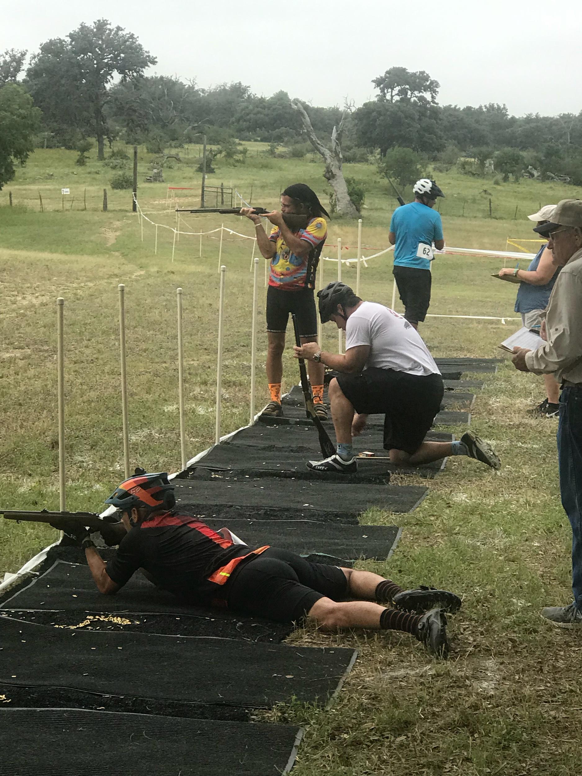 Run & Guns / Gears & Guns Biathlon