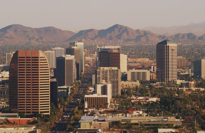 Our Stomping Grounds - midtown Phoenix is more than our home; its our inspiration. We take pride in being a part of the central phoenix community.