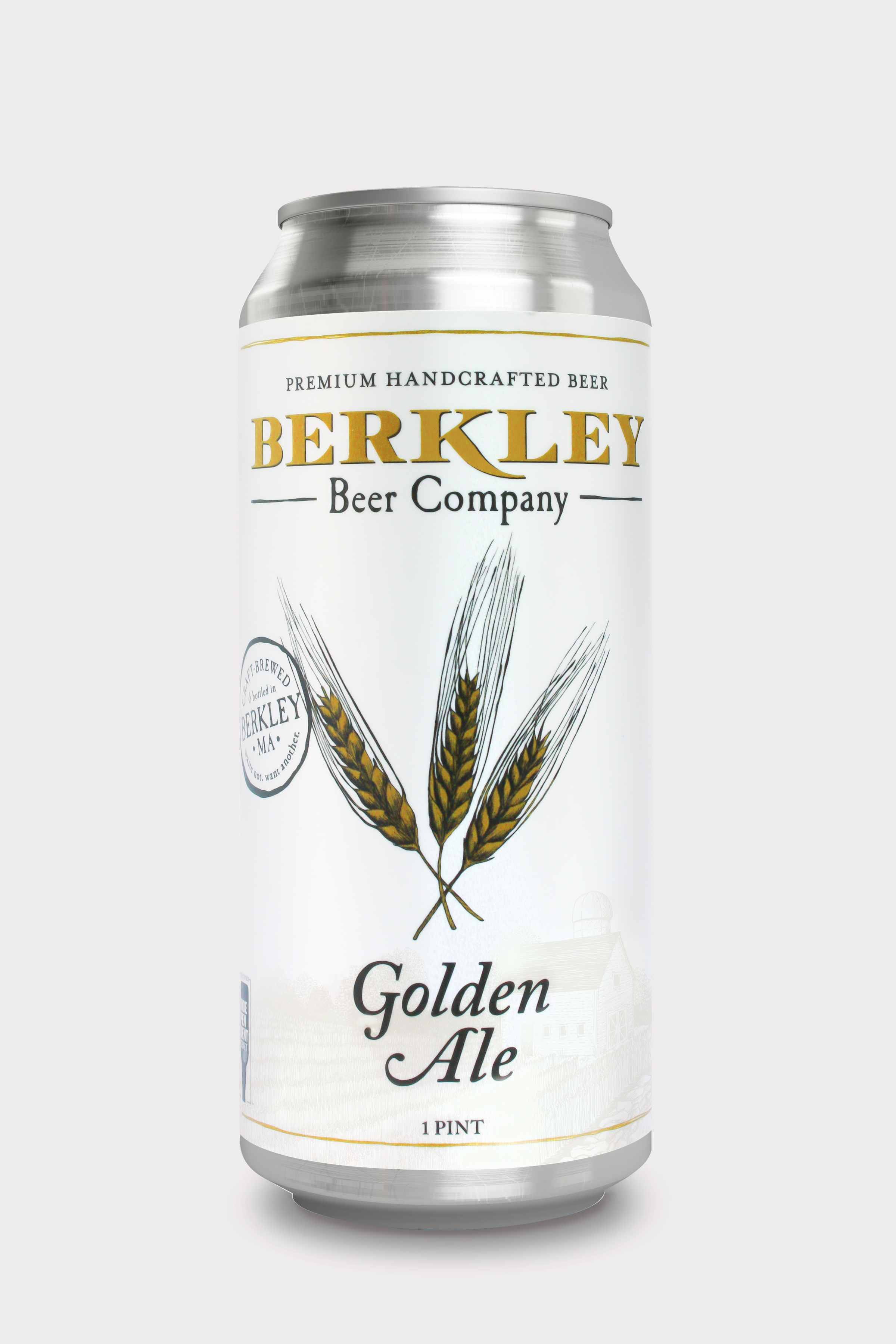 Golden Ale 5%  A Well-balanced wheat ale featuring a smooth, crisp taste paired with a slight malty finish to make it gloriously golden and pleasantly refreshing