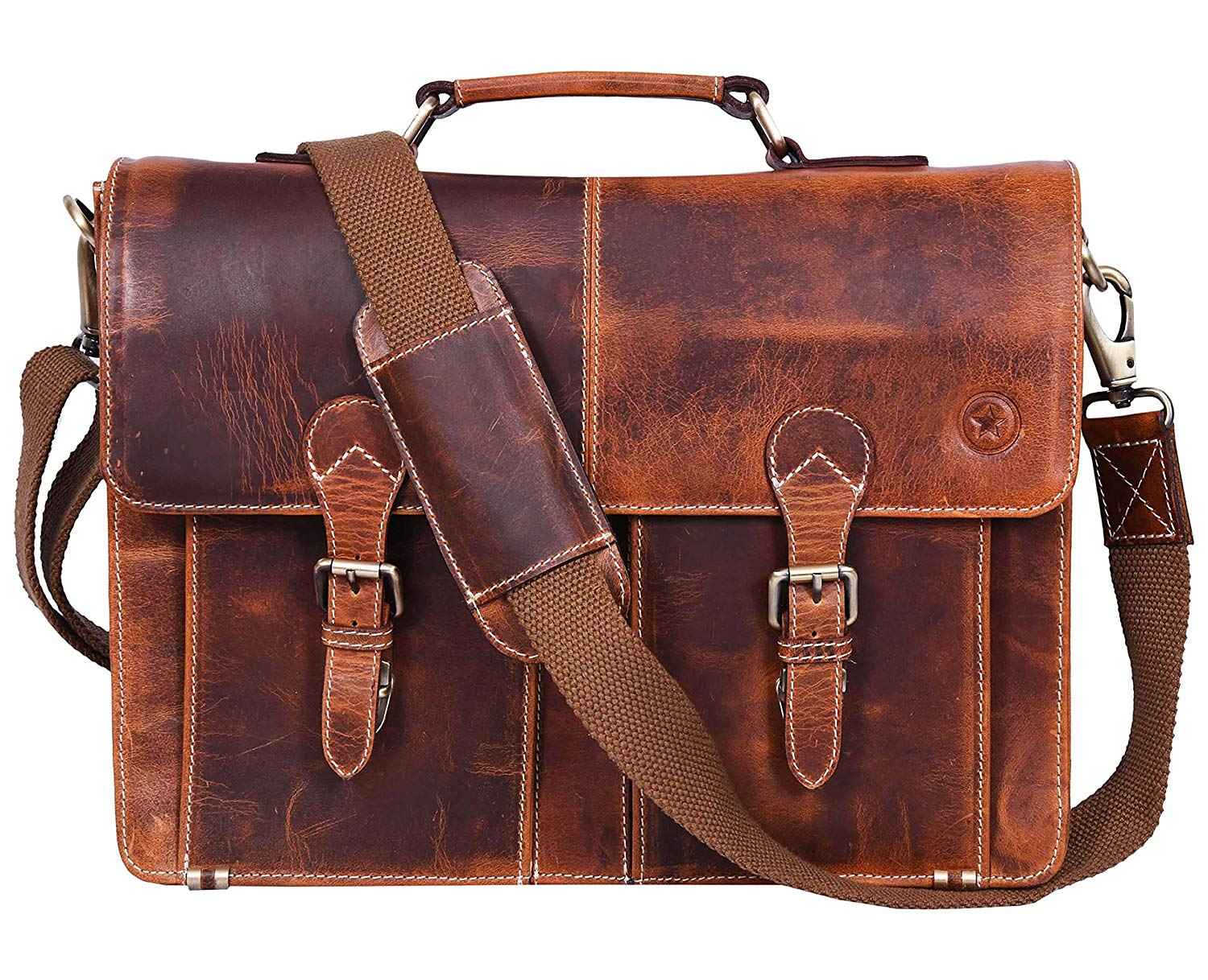 Leather Bags and Accessories One-Day Sale    via Amazon    Over 25% Off!