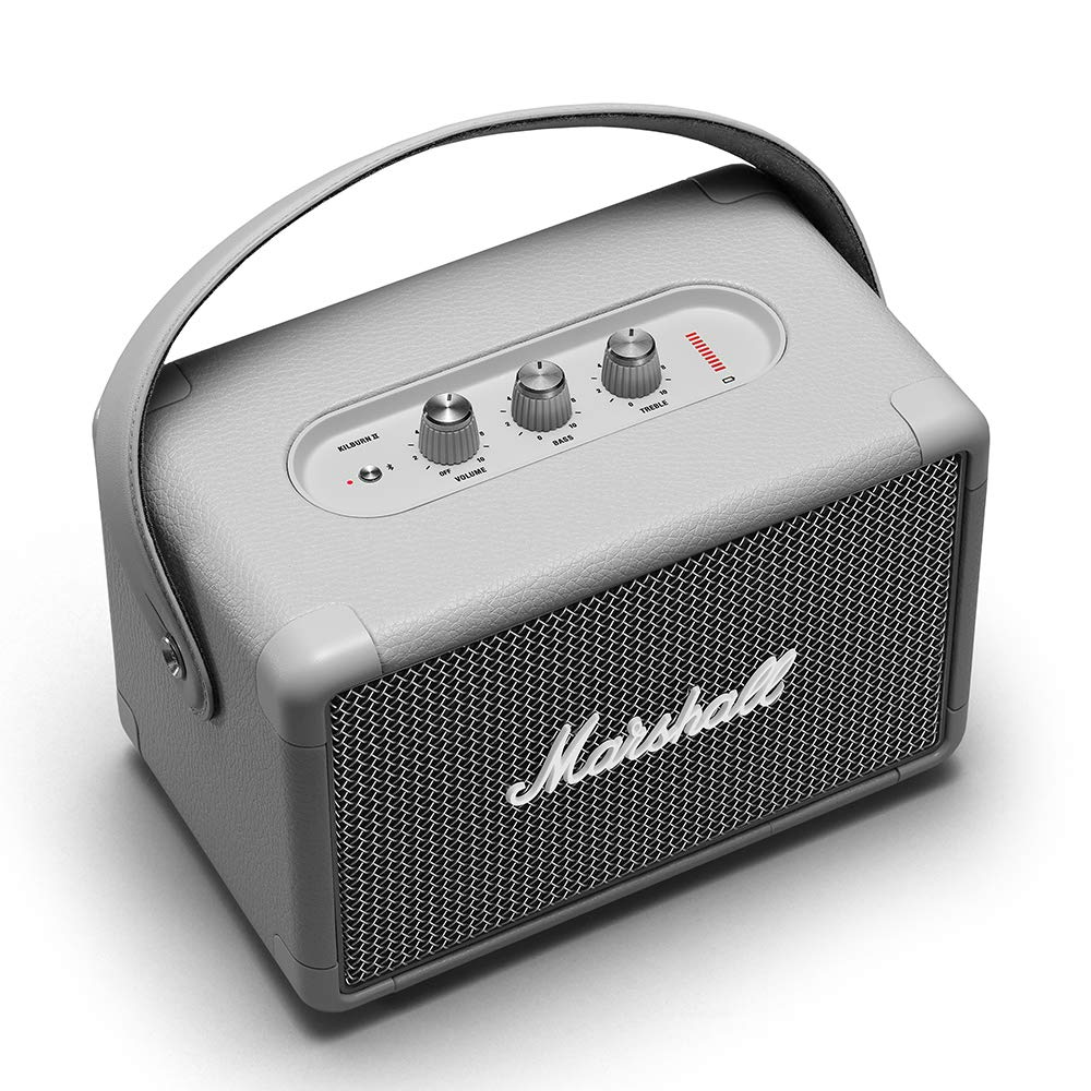 Marshall Kilburn II Portable Bluetooth Speaker   List Price: $300   Today's Price: $200    via Amazon