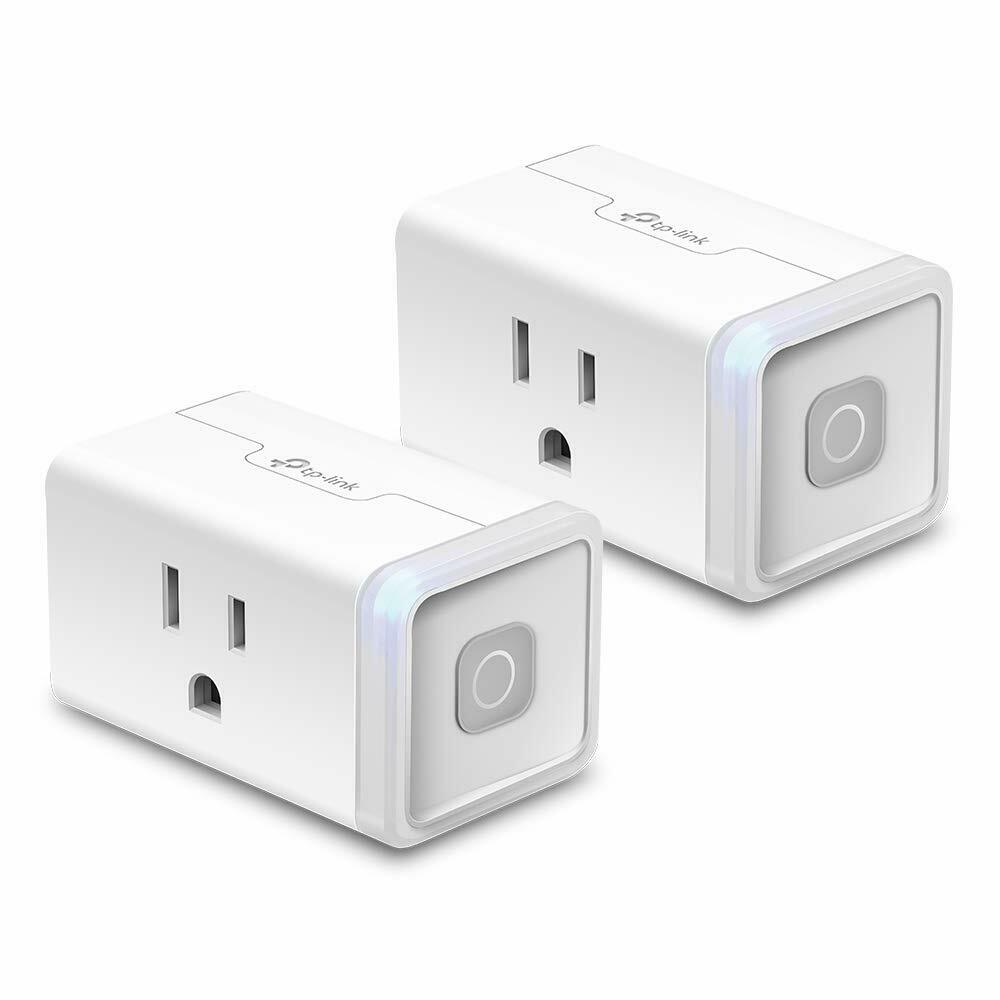 TP-Link 2-Pack Kasa Smart Mini Wi-Fi Plug Lite 12a   List Price: $36   Today's Price: $26    via eBay