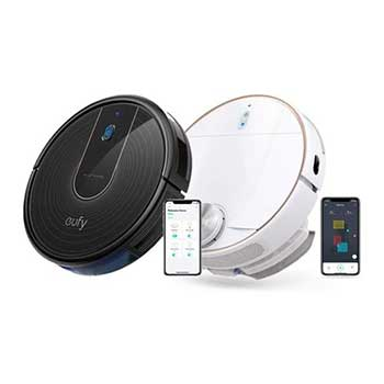 eufy RoboVac 15C and RoboVac L70  —  27% Off!   List Prices: $250 / $550   Today's Prices: $180 / $400    via woot!