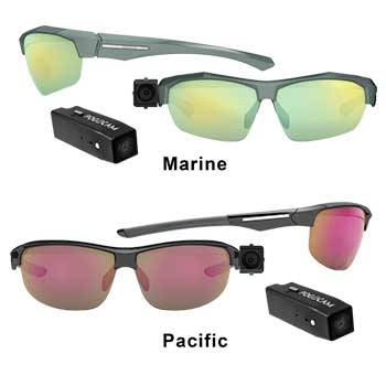 2-for-Tuesday: Pogocam Wearable HD Camera w/ 100% UV Pogotrack Sunglasses   List Price: $62   Today's Price: $24    via woot!