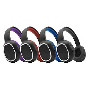zTech Over-the-Ear Wireless Bluetooth Headphones   List Price: $60   Today's Price: $10    via eBay