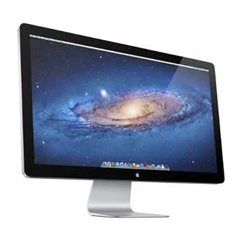 "Apple 27"" LED Thunderbolt Display with Facetime HD Camera   List Price:  $1000   Today's Price: $540    via 1Sale"
