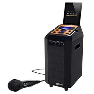 Singtrix Family Bundle Karaoke System (Refurbished)   Regular Price: $700   Today's Price: $119 (83% off!)    via meh.