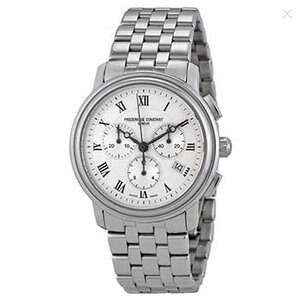 Chronograph Silver Dial Men's Watch  — 59% Off + Get an extra $100 off w/ Coupon Code  EXFC100   Retail: $1195   Today's Price (Including Promo Code): $395    via Jomashop