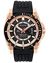 Bulova Watches Sale    Save up to 40% off!    via Amazon