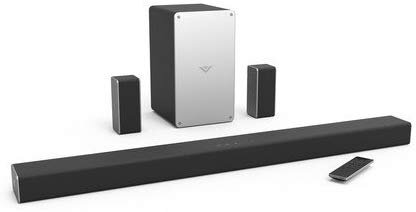 VIZIO SB3651-E6C 5.1 Soundbar Home Speaker System   Reg Price: $200   Today's Price: $120 (40% off!)    via Amazon