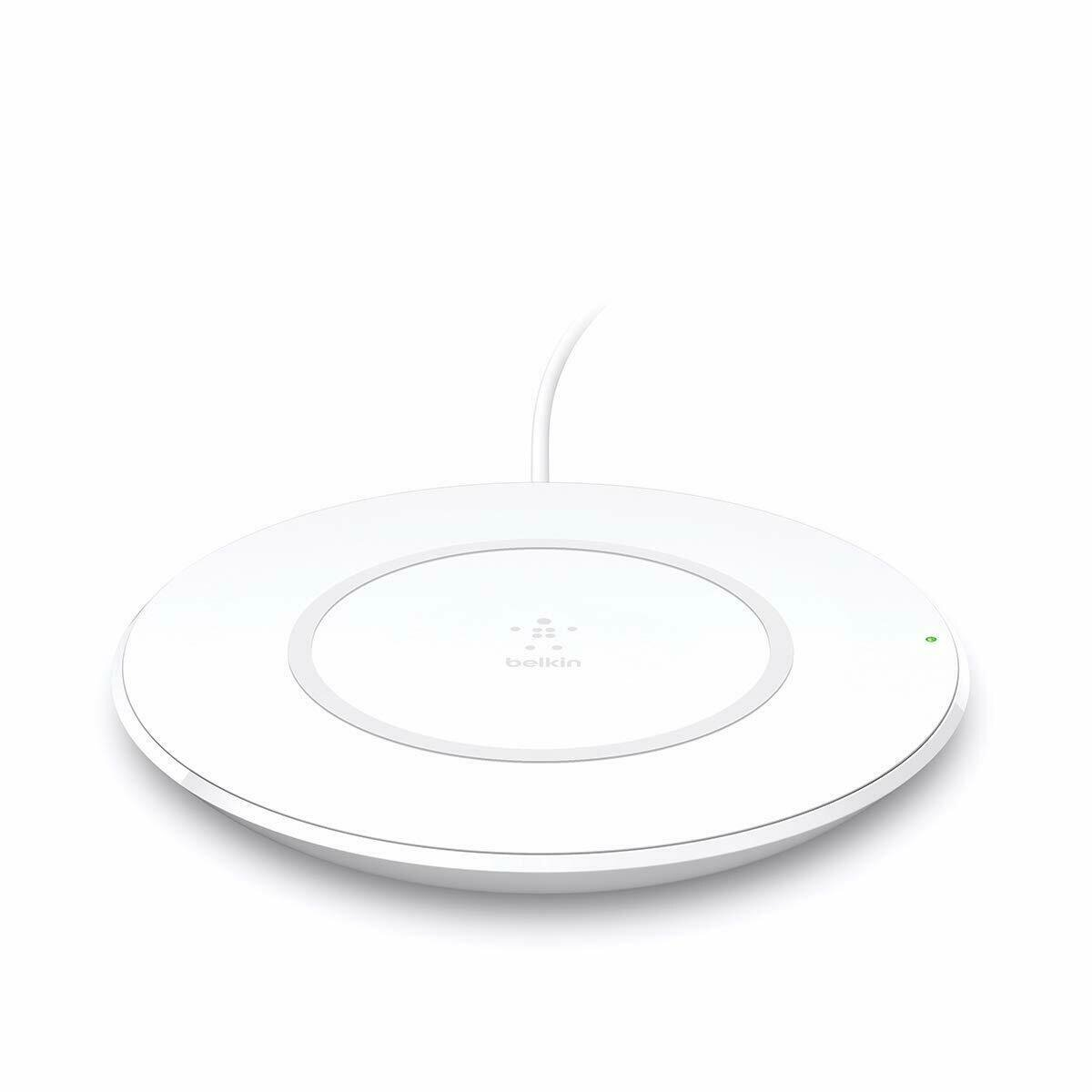 Belkin Boost Up Wireless Qi-Device Charging Pad (iPhone 8 and up)   Reg Price: $50   Today's Price: $13 (74% off!)    via eBay