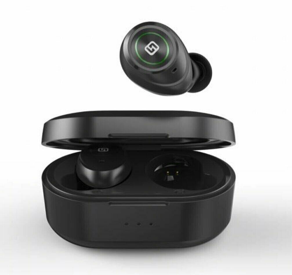 HiFuture Tidy Buds Wireless Earbuds w/ Charging Case   Reg Price: $60   Today's Price: $28 (53% off!)    via eBay
