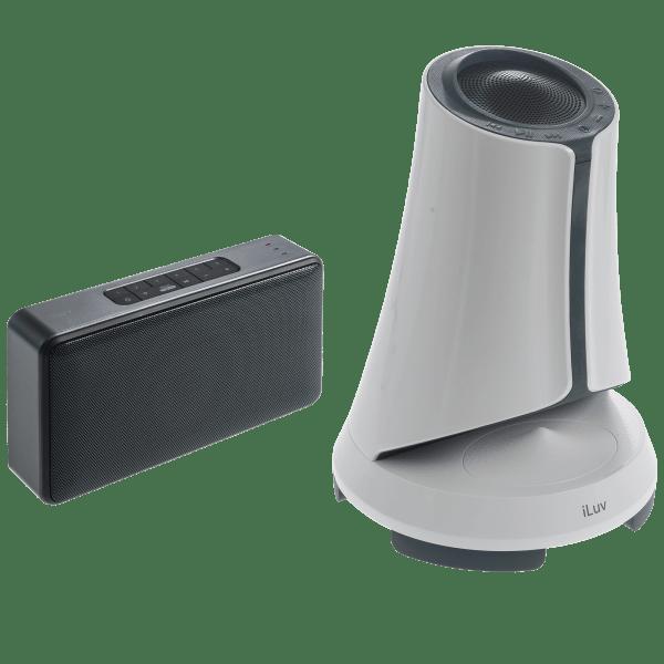 iLuv Aud Air or Syren Speakers   Reg Price: $63 - $83   Today's Price: $29!    via meh.