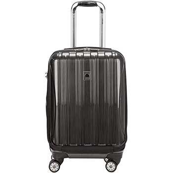 DELSEY Paris Helium Aero Hardside Luggage   Reg Price: $115   Today's Price: $69 (40% off!)    via Amazon
