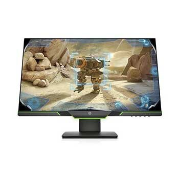 "HP 25X 25"" LED 144HZ Gaming Monitor    Only $130!    via woot!"