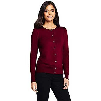 Lands' End Apparel Sale!    50% off a wide variety of Land's End products!    via Amazon