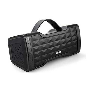 JONTER Portable Waterproof Bluetooth Speaker   Reg Price: $70   Today's Price: $20 (71% off!)    via 1Sale