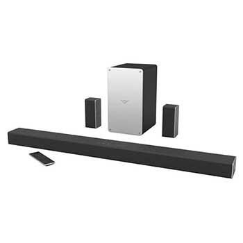 "VIZIO SB3651-E6C 36"" 5.1 SmartCast Sound Bar System    Today's Price: Only $115!    via woot!"