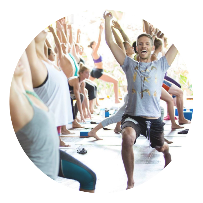 James MattingleyPublic Speaking Skills for Yoga Teachers - Based in Bali, James travels the world to teach classes, workshops, and 200 & 300 hr YTTs in movement and expression. He is happy to facilitate and be an agent of change for thousands of people through his classes, workshops and trainings.