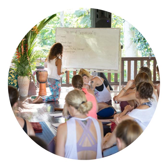 Bhakti Yoga Summer Teacher Training