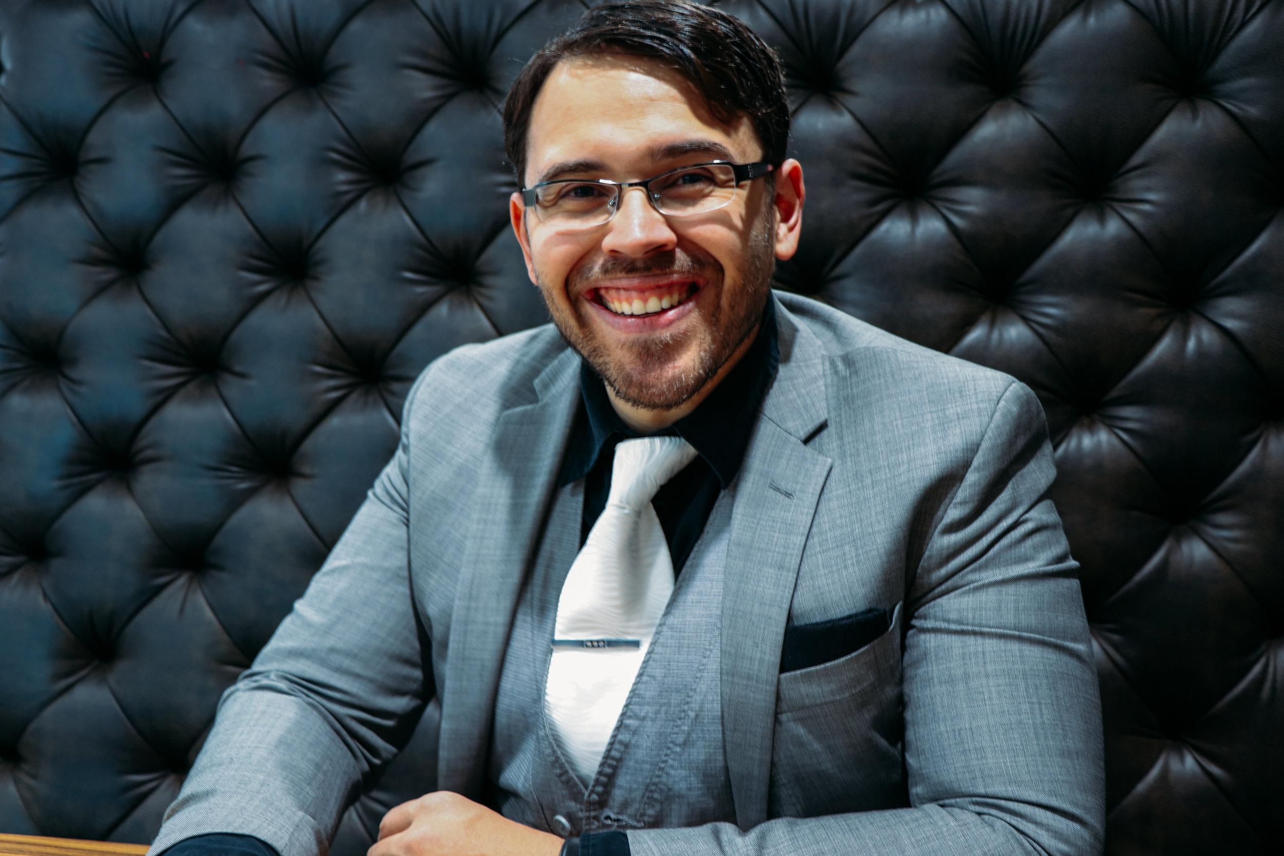 Beacon Sleep Solutions Founder and CEO Joseph Arrington