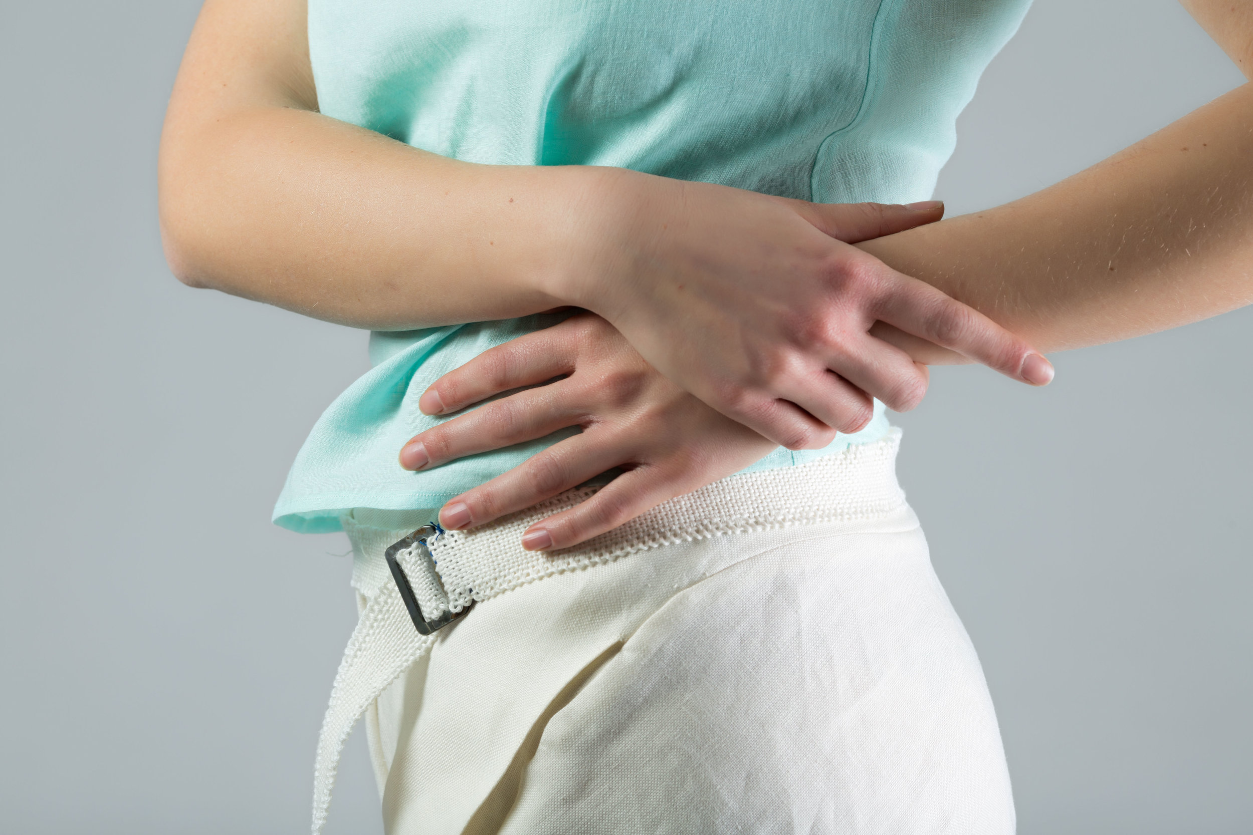 Aurora Linen shorts