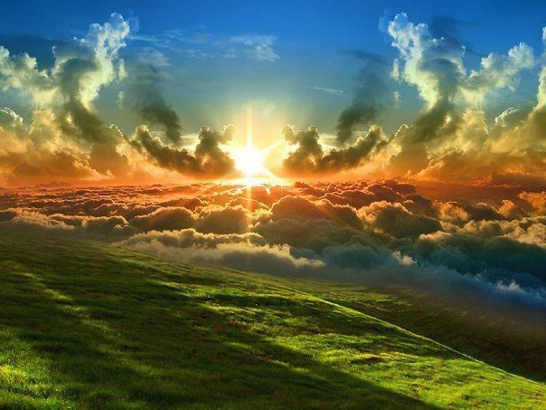 SunlightClouds-Gorgeous