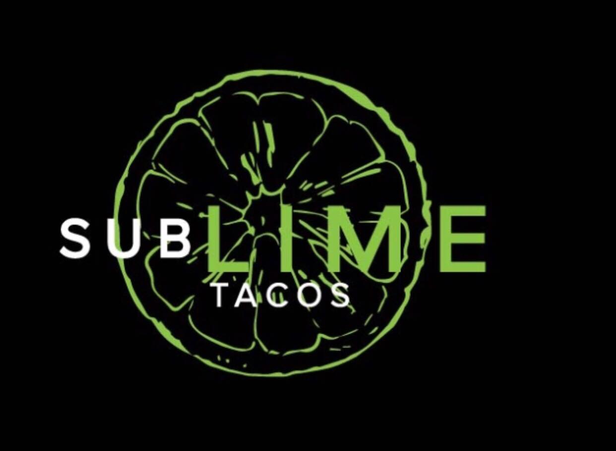 Sublime Tacos - Downtown - Monday-Saturday: 11:00am - 9:00pmsublimetacosgrill@gmail.com(352) 562-6126317 SW 4th Ave Gainesville, FL 32601FacebookInstagramTwitter