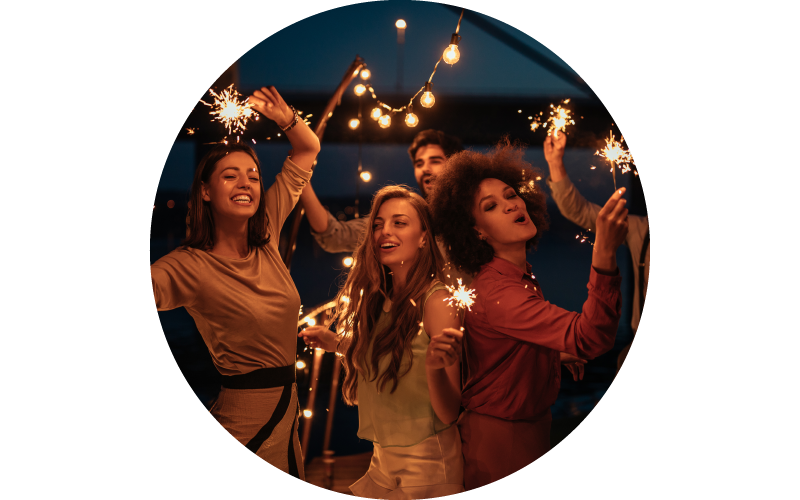 Remember What Matters - Never miss a birthday or anniversary again! Peck will send you timely reminders for your favorite people's most important occasions and key events.