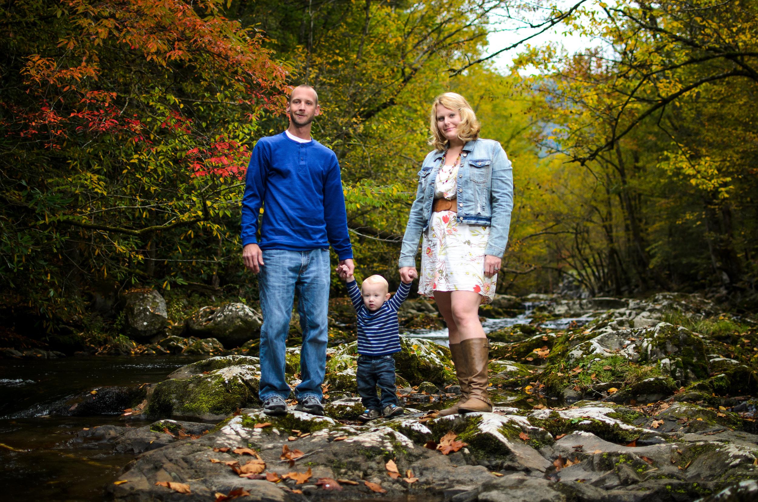 Gatlinburg Family Photography