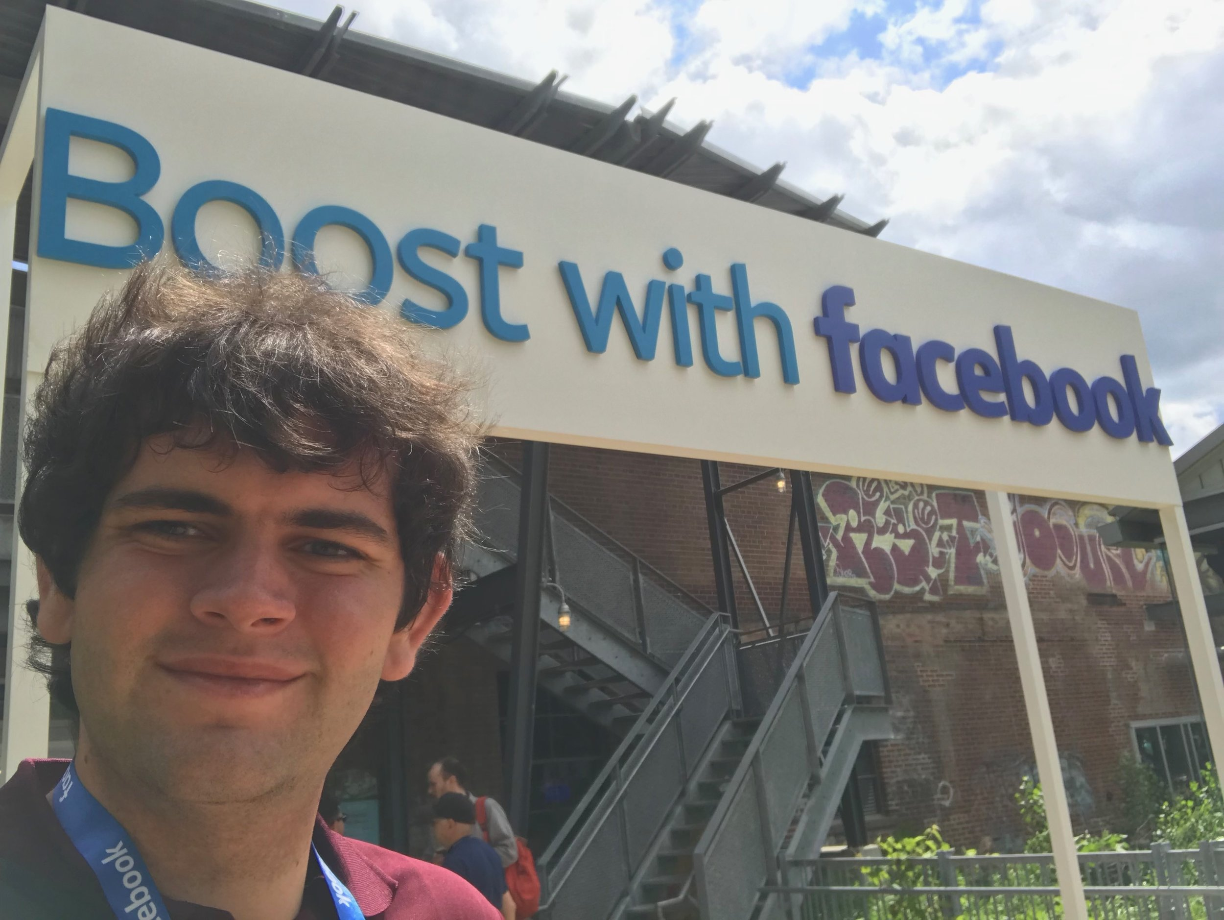 Boost with Facebook Toronto