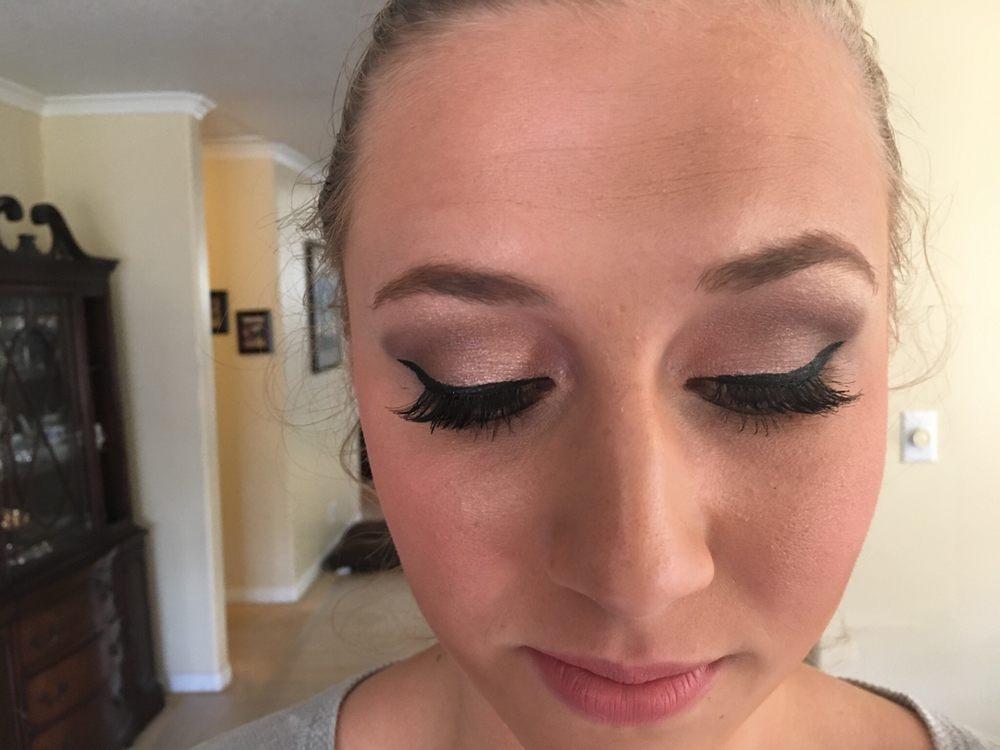 image of makeup at close angle